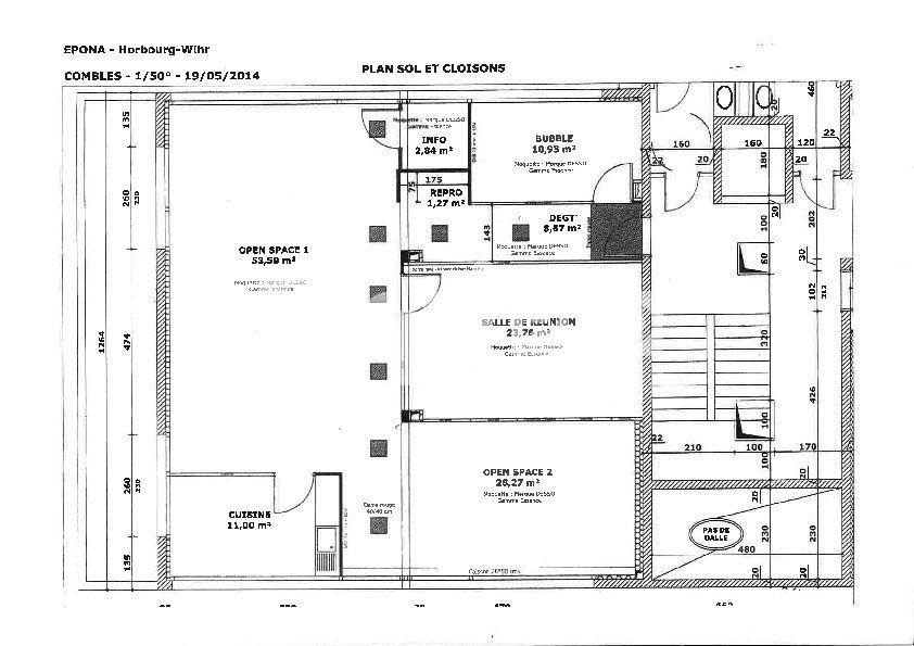 Bureau à louer 0 140m2 à Horbourg-Wihr vignette-11