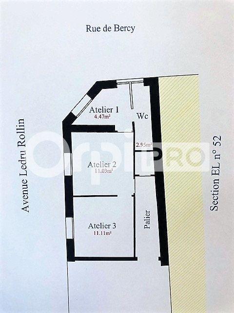 Local commercial à vendre 0 135.36m2 à Paris 12 vignette-4