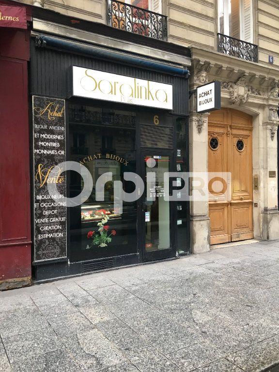 Cession de droit au bail à vendre 0 28m2 à Paris 9 vignette-1