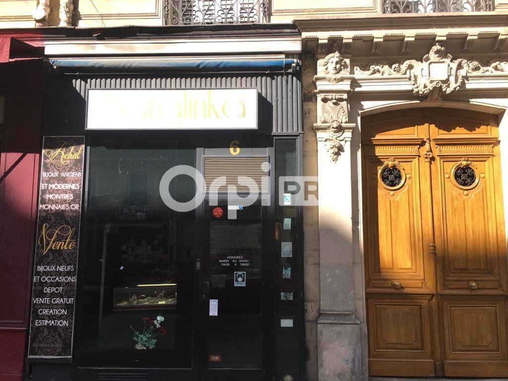 Cession de droit au bail à vendre 0 28m2 à Paris 9 vignette-5