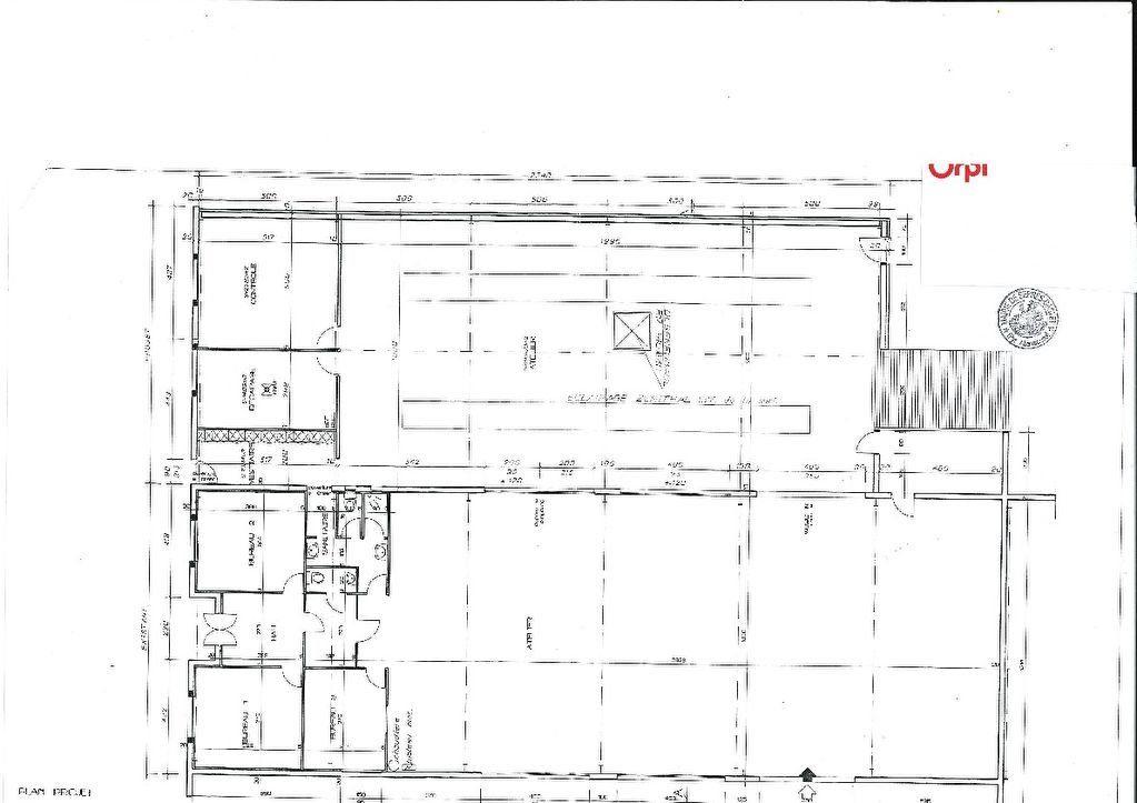 Entrepôt à vendre 0 600m2 à Serres-Castet vignette-8