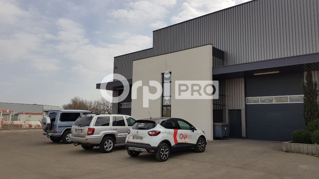 Entrepôt à louer 0 325m2 à Wittenheim vignette-4