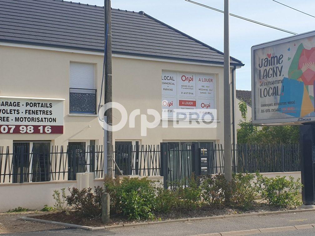 Local commercial à louer 0 80m2 à Lagny-sur-Marne vignette-2