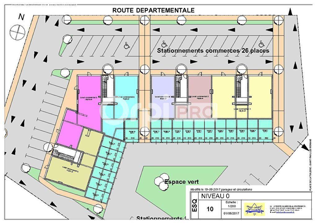 Local commercial à louer 0 55m2 à Saint-Paul-lès-Romans vignette-2