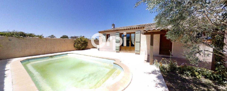 Maison à vendre 102m2 à Saint-Maximin-la-Sainte-Baume