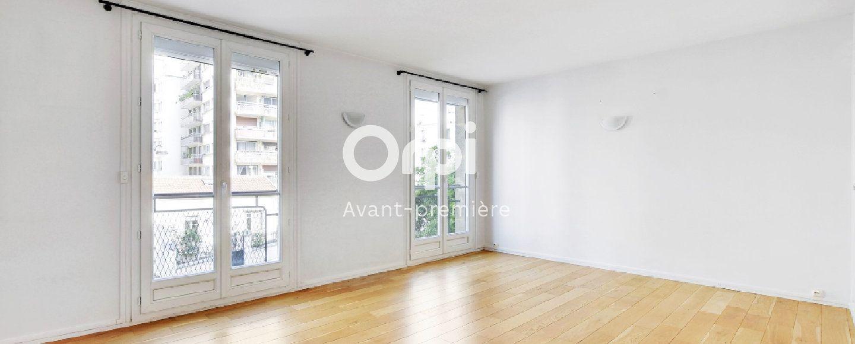Appartement à vendre 61.1m2 à Paris 15