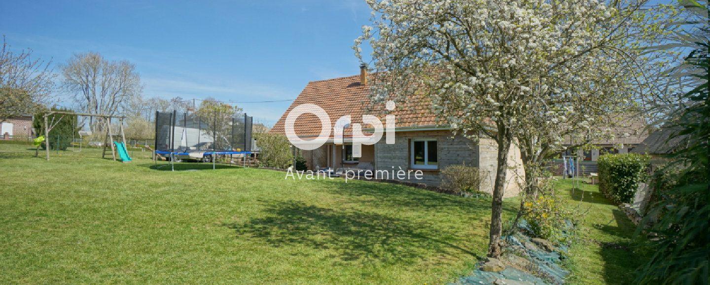 Maison à vendre 130m2 à Sainte-Austreberthe