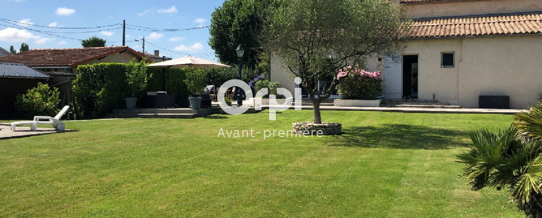 Maison à vendre 206.5m2 à Ambarès-et-Lagrave