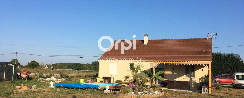 Maison à vendre 97m2 à Champigny-sur-Veude