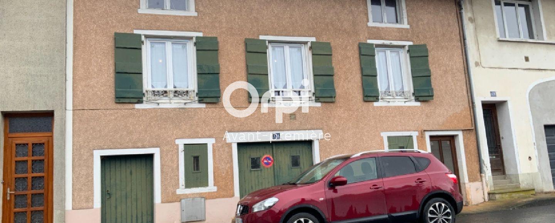 Maison à vendre 130m2 à Beaujeu