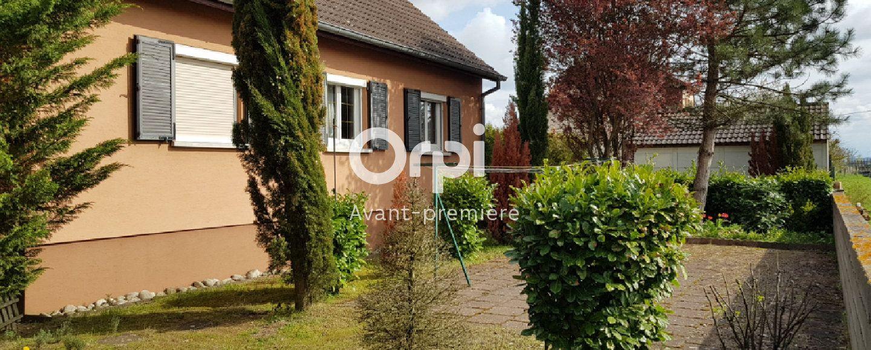 Maison à vendre 116m2 à Baldersheim