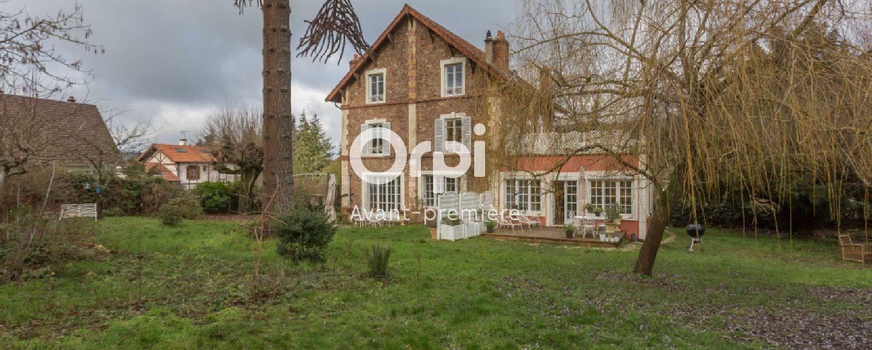 Maison à vendre 269m2 à Gif-sur-Yvette