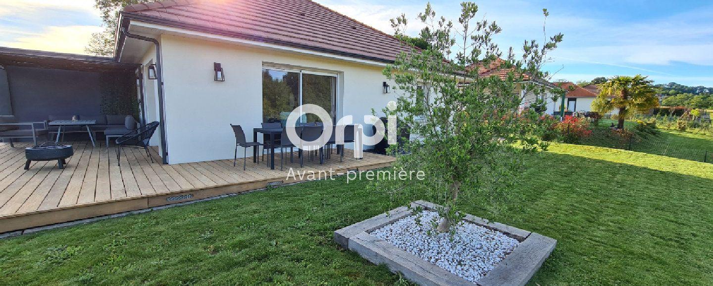 Maison à vendre 95m2 à Baigts-de-Béarn
