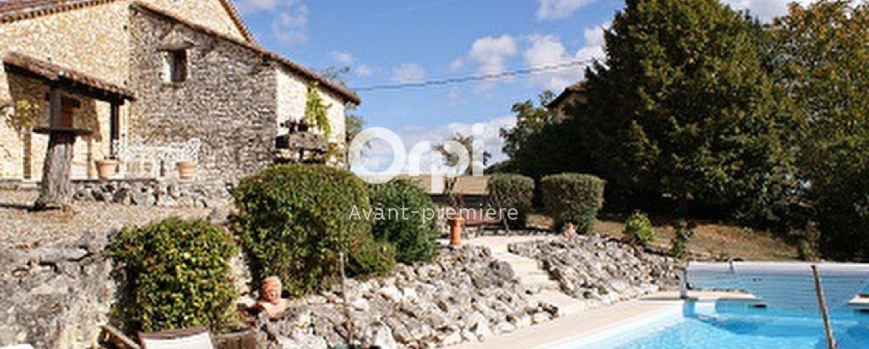 Maison à vendre 157m2 à Castéra-Verduzan