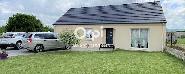 Maison à vendre 90m2 à Beaurains-lès-Noyon