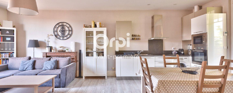 Appartement à vendre 80m2 à Rillieux-la-Pape