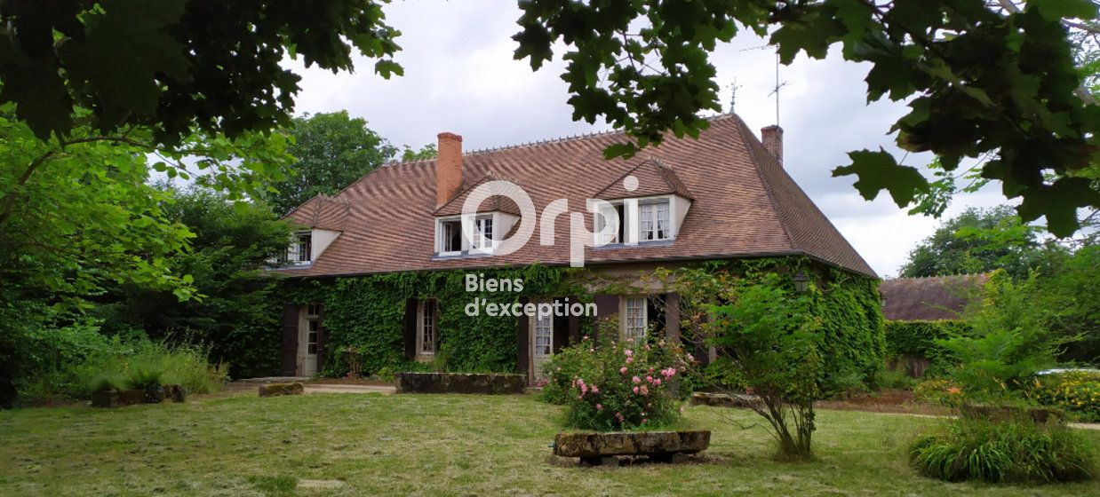Maison à vendre 260m2 à Saint-Victor