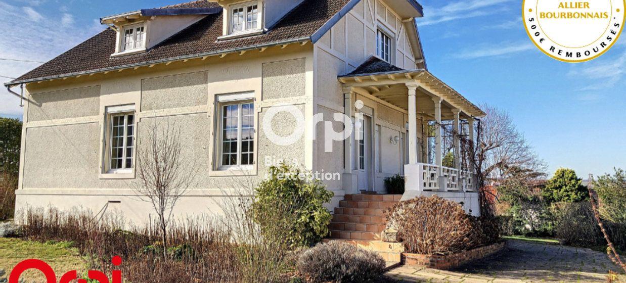 Maison à vendre 170m2 à Montluçon
