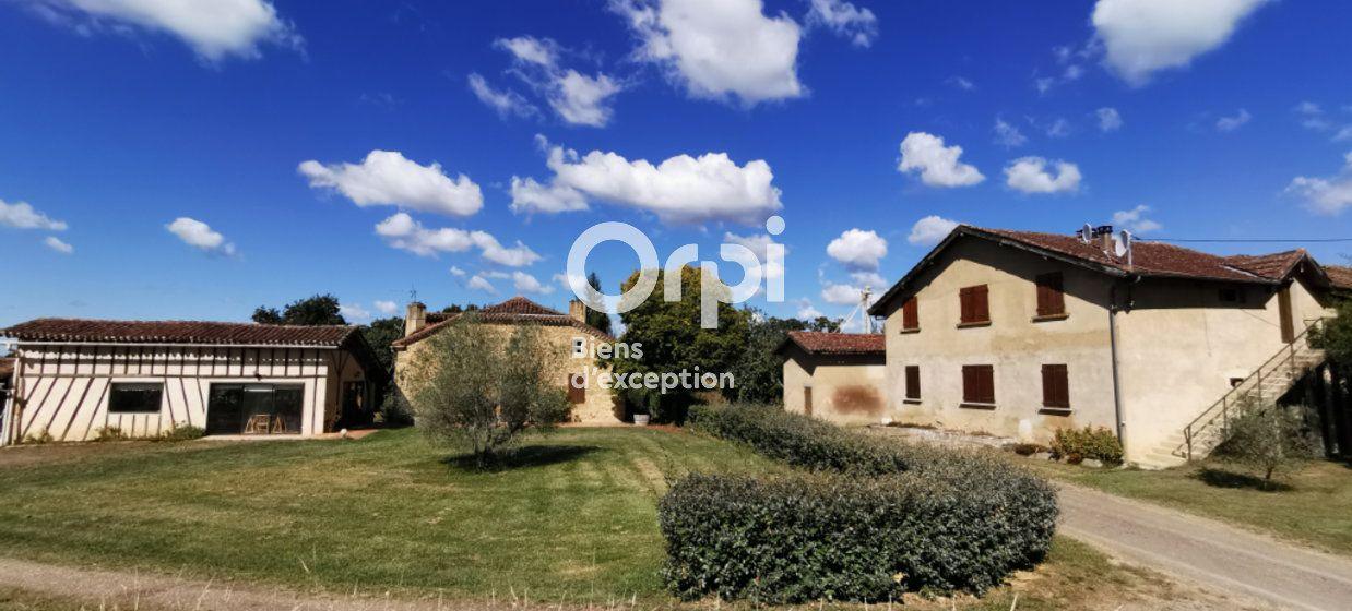 Maison à vendre 350m2 à Mauléon-d'Armagnac