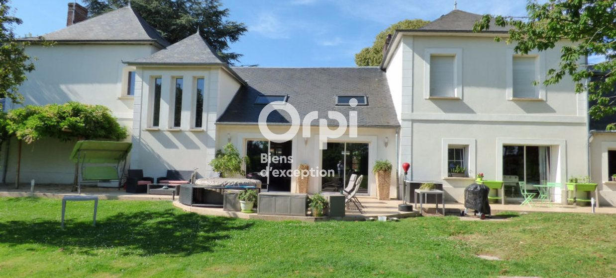 Maison à vendre 435m2 à Suzay