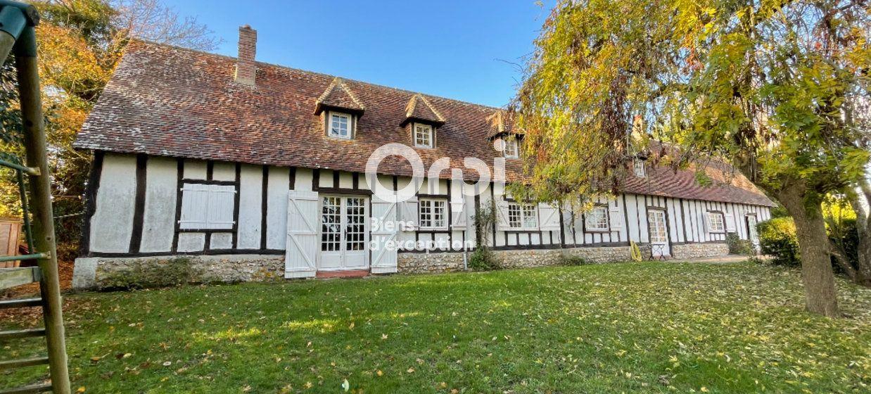Maison à vendre 180m2 à Gaudreville-la-Rivière