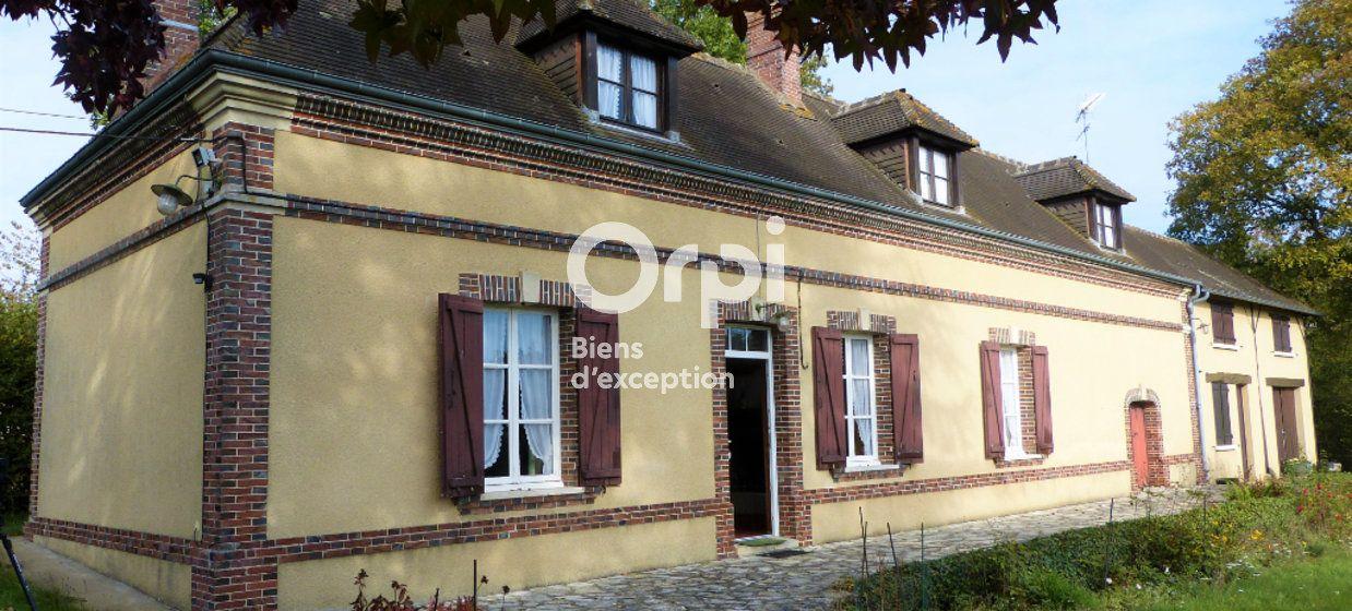 Maison à vendre 180m2 à Condé-sur-Iton