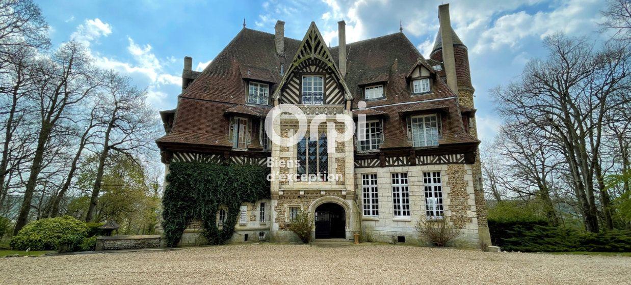 Maison à vendre 1155m2 à Aulnay-sur-Iton