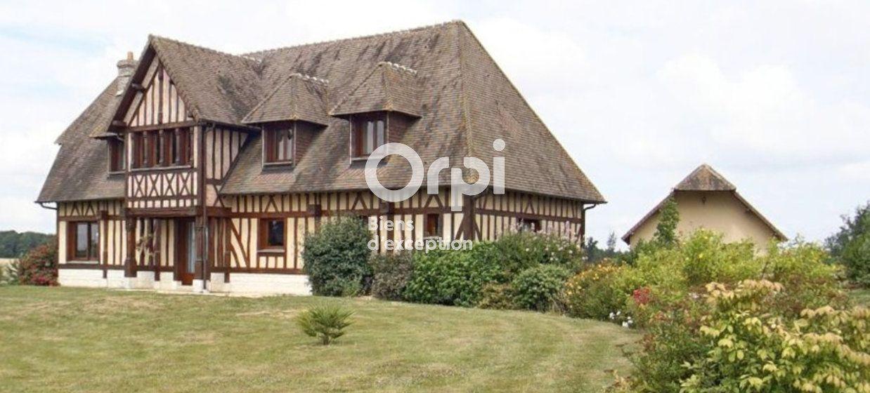 Maison à vendre 222m2 à Étrépagny