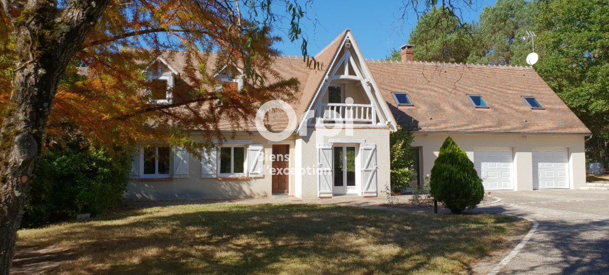 Maison à vendre 215m2 à Romorantin-Lanthenay