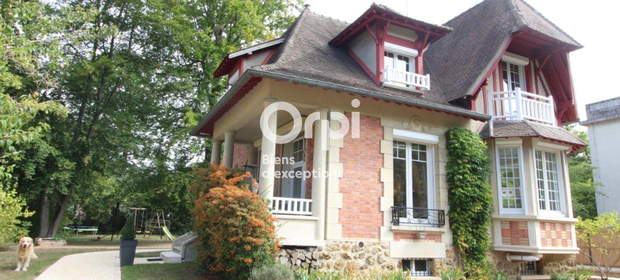 Maison à vendre 138m2 à Compiègne