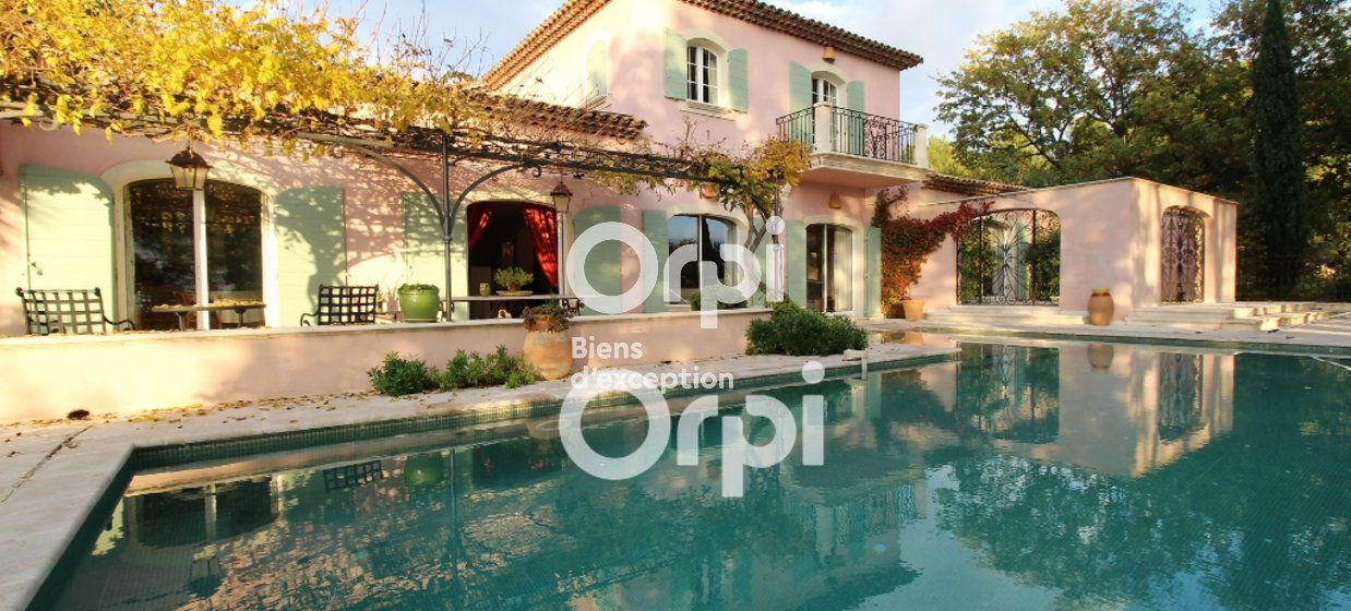 Maison à vendre 307m2 à Draguignan