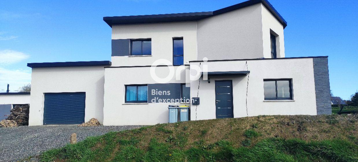 Maison à vendre 134m2 à Trébeurden