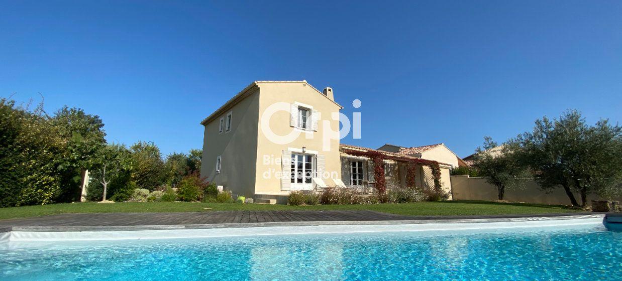 Maison à vendre 121m2 à Vaison-la-Romaine