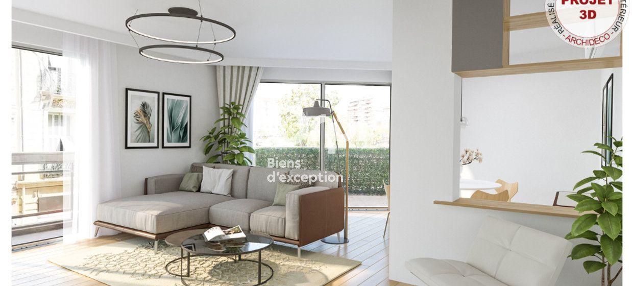 Appartement à vendre 87m2 à Nice