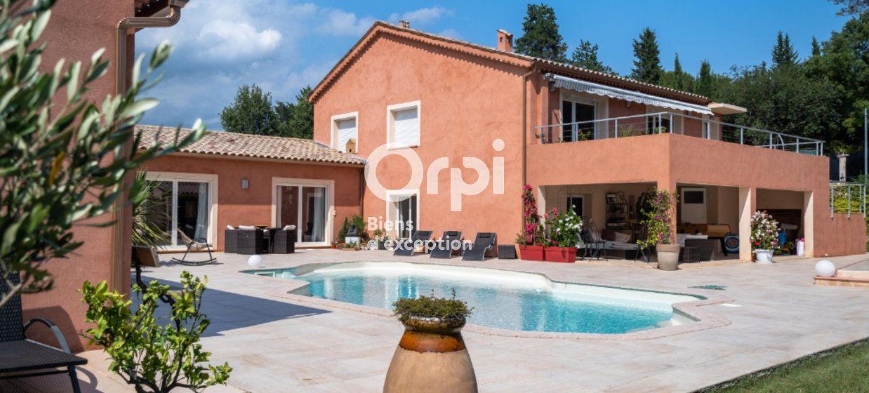 Maison à vendre 326m2 à Roquefort-les-Pins