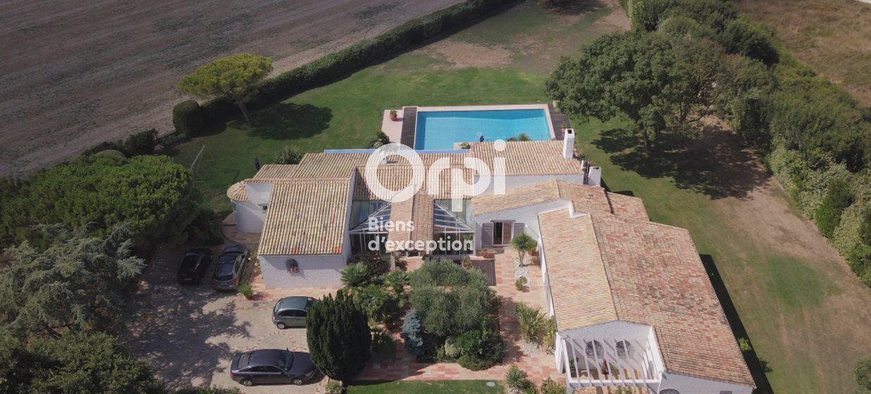 Maison à vendre 380m2 à Marsilly
