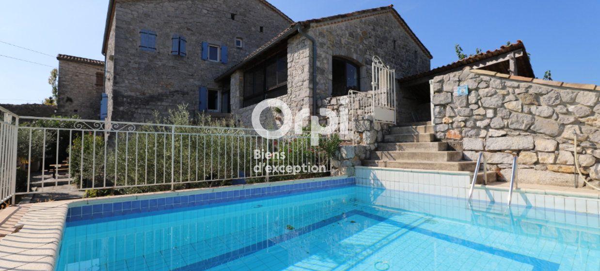 Maison à vendre 380m2 à Ruoms