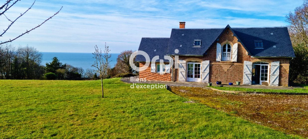 Maison à vendre 135m2 à Gonneville-sur-Mer