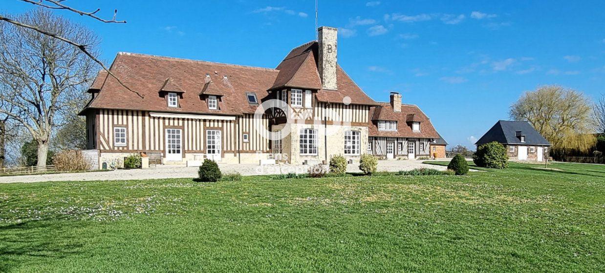 Maison à vendre 450m2 à Cricqueville-en-Auge
