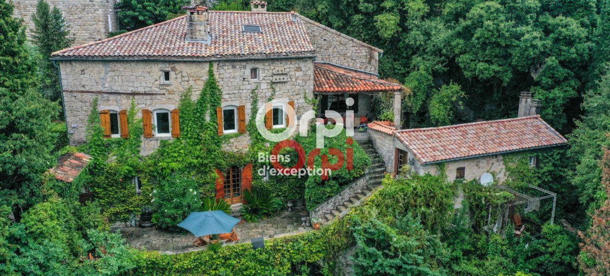 Maison à vendre 505m2 à Joyeuse