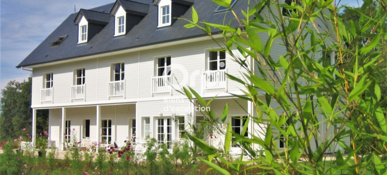 Maison à vendre 370m2 à Genneville