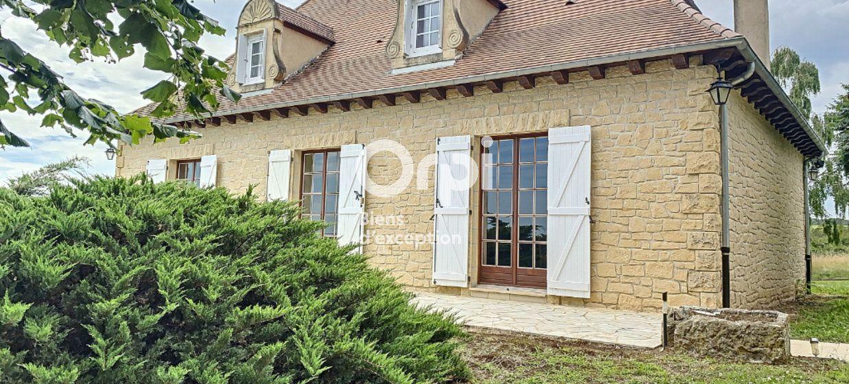Maison à vendre 127m2 à Beauregard-de-Terrasson