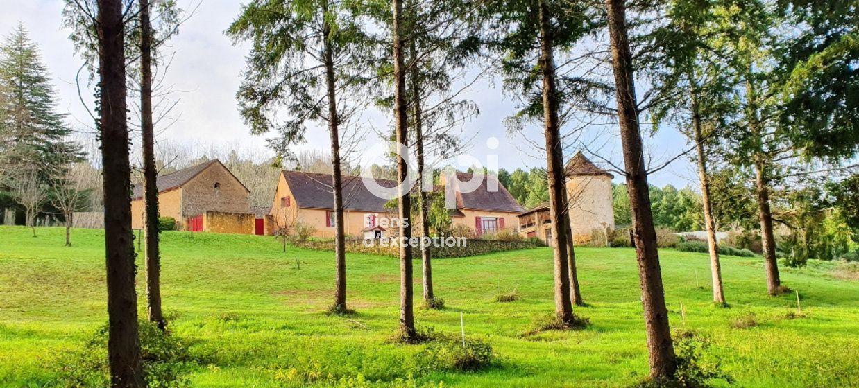 Maison à vendre 210m2 à Le Buisson-de-Cadouin