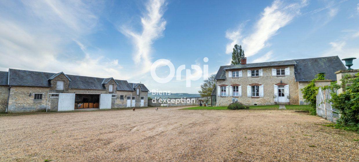 Maison à vendre 190m2 à Monampteuil
