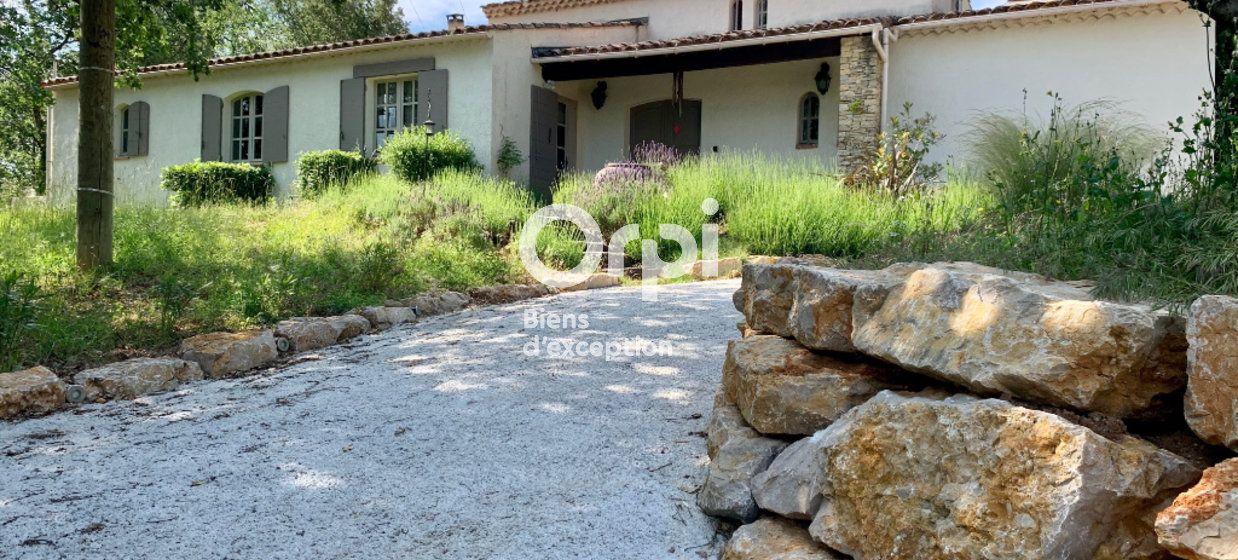 Maison à vendre 227m2 à Pourcieux