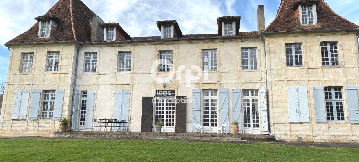 Maison à vendre 750m2 à Rivière-Saas-et-Gourby