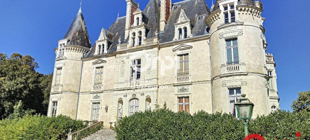 Maison à vendre 2000m2 à Villaines-la-Gonais