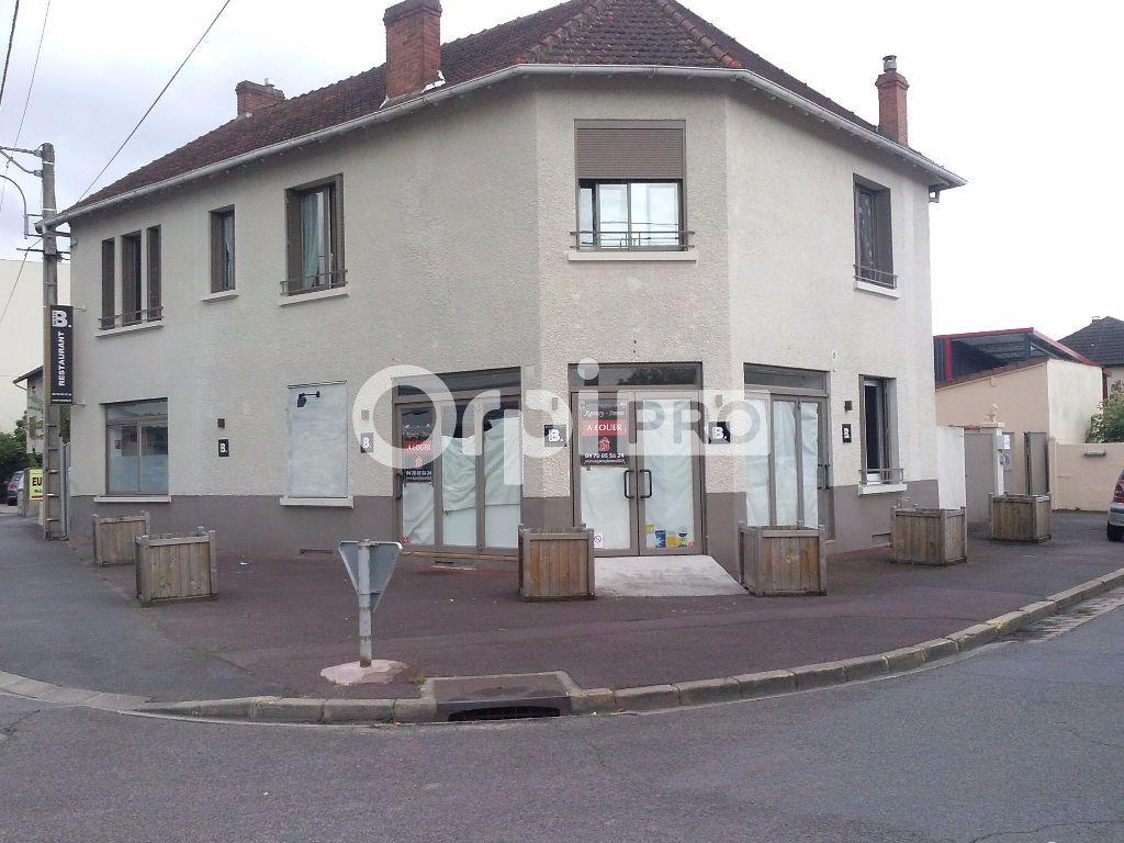Local commercial à louer 70m2 à Montluçon