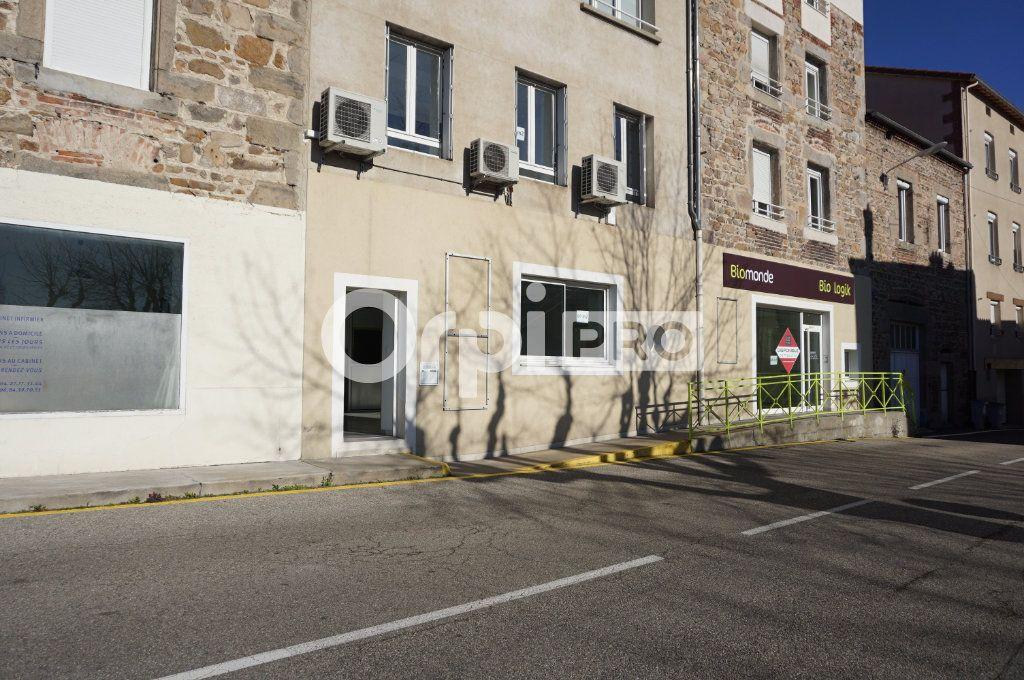 Local commercial à louer 191.5m2 à Saint-Just-Saint-Rambert