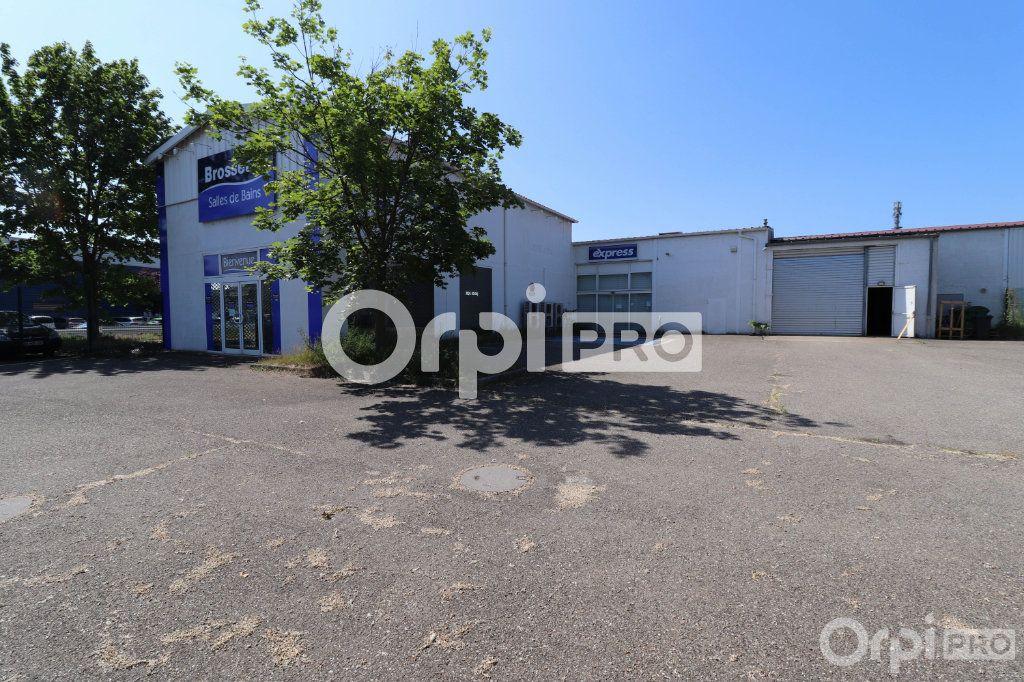 Local d'activité à louer 964m2 à Colmar